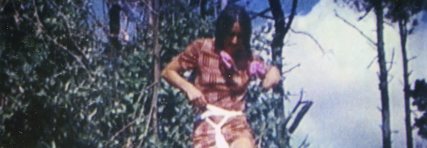 still from Barbara Hammer's Menses