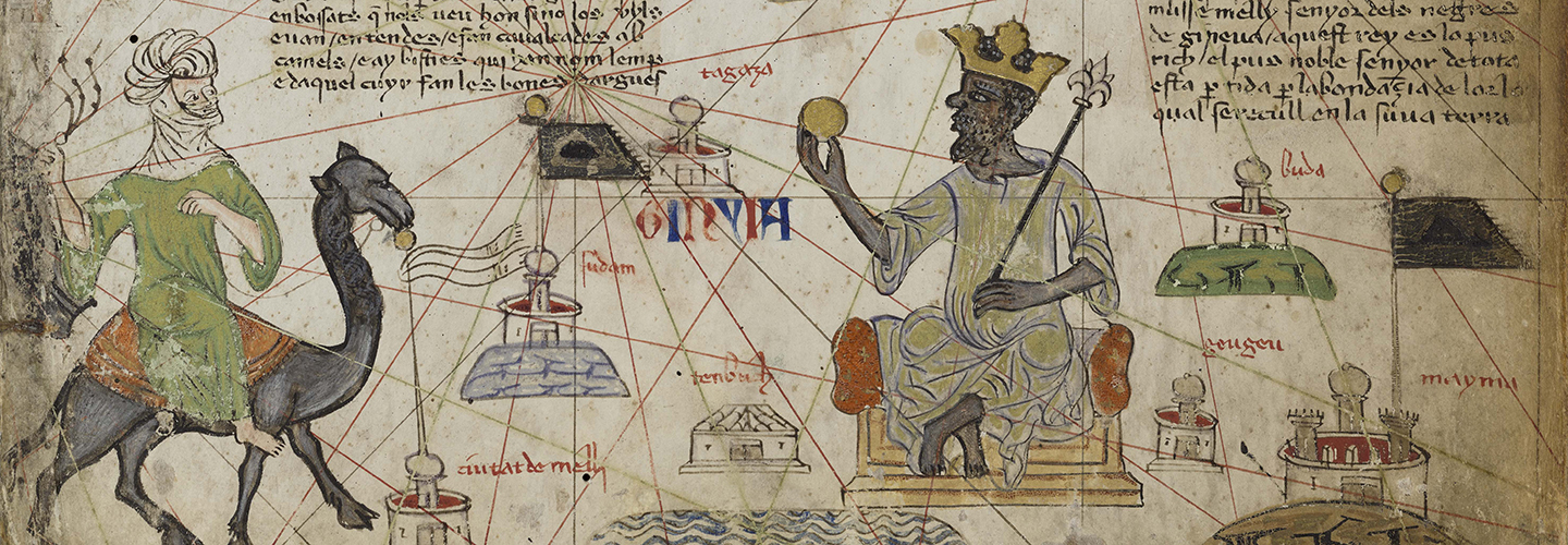 Detail of The Catalan Atlas