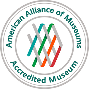 AA American Association of Museums (AAM) accreditation logo