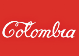 Antonio Caro, Colombia Coca-Cola, 1976. Enamel on sheet metal, edition 11/ 25, 19.5 x 27.5 inches. Collection of the MIT List Visual Arts Center, Cambridge, Massachusetts. Purchased with funds from the Alan May Endowment. Image courtesy of the artist and Casas Riegner, Bogotá, Colombia. © Antonio Caro
